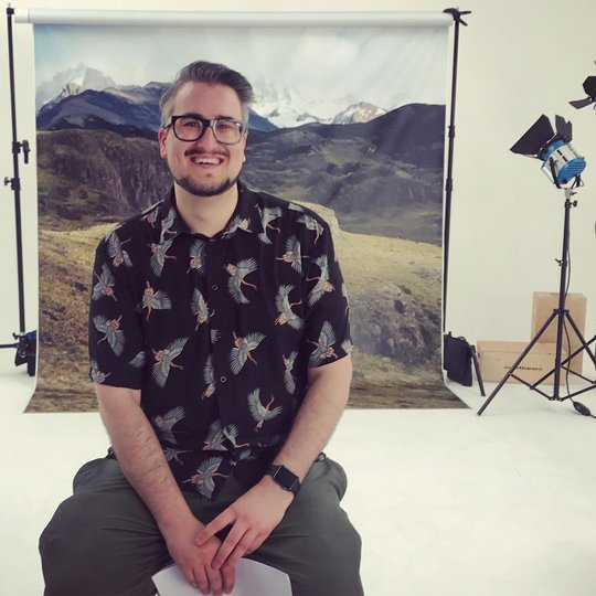 SEAN - CREATIVE STRATEGY, PRODUCER AND VR ARTIST
